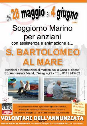 Anziani Al Mare Comune Di Tollo Sito Ufficiale Del Comune ...