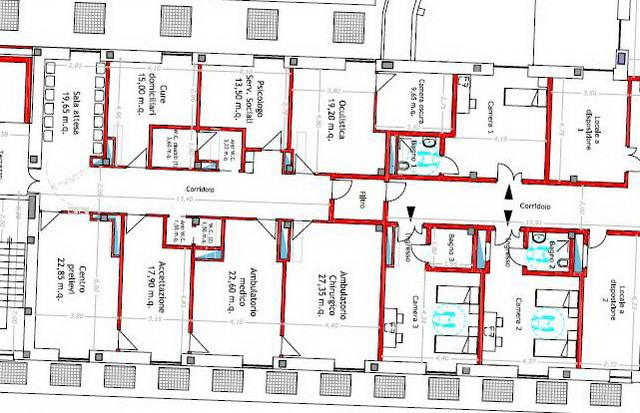 Comune di busca for Disegnare la pianta del piano di casa