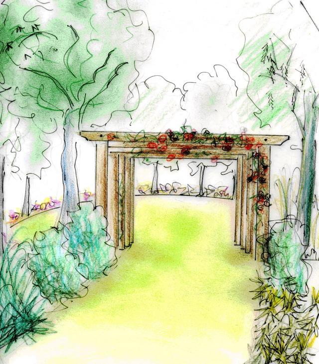 Disegno natale giardino tutte le immagini per la for Progettazione di idee di scantinato